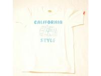 スマートスパイス メンズ プリントTシャツ CALIFORNIA STYLE ホワイト