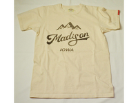 スマートスパイス MADISON PRINT T-SHIRTS STRAW
