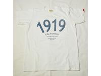 スマートスパイス 1919 PRINT T-SHIRTS WHITE