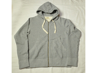 スマートスパイス SWEAT FULL ZIP PARKA H.GRAY