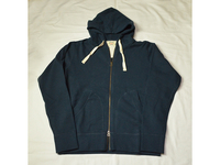 スマートスパイス SWEAT FULL ZIP PARKA NAVY