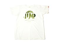 スマートスパイス JUMP プリントTシャツ 日本製 半袖 ホワイト