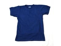 スマートスパイス 本藍染 VネックTシャツ 日本製 半袖 TEE INDIGO